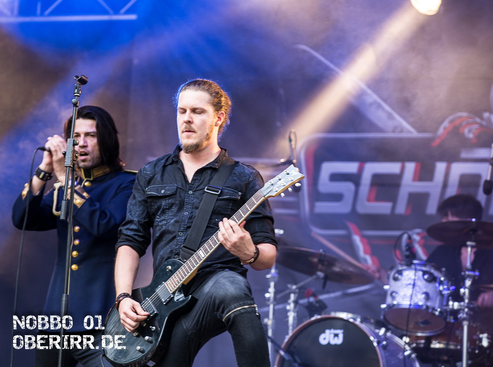 Castle Rock 2016 | Schöngeist | © Norbert Reith