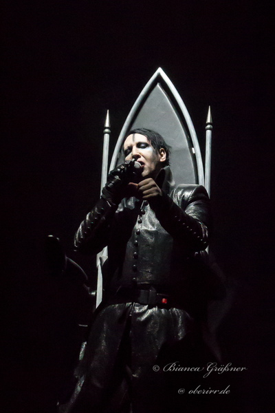 Marilyn Manson Hamburg 16.11.2017