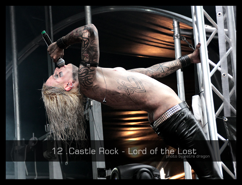Castle Rock 2011 | Lord of the Lost | © Estra Dragon